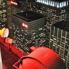#TopoftheRock #RockefellerCenter #NYC #night #cityscape Photo by jbleakley2 on #instagram