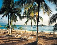 Jamaica-where we spent our honeymoon! Couples Ocho Rios with the clothes optional island.