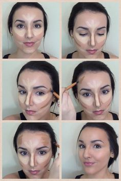 Concealer & Contouring by TheBeautyBox1211 or Amanda Ensing on YouTube.