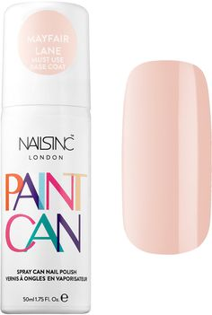 NAILS INC. Paint Can Spray On Nail Polish, now available at Sephora in 3 shades! (March 2016)