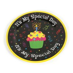 11 Inch  Inchtoday Is My Special Day Inch Melamine Plate Poly Bag/Case of 72 Tags:  Plate; Everyday; party decorations;Plate; https://www.ktsupply.com/products/32795349091/11-Inch--Inchtoday-Is-My-Special-Day-Inch-Melamine-Plate-Poly-BagCase-of-72.html