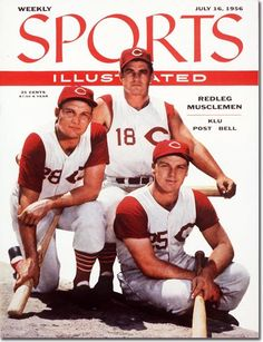 Old School - 1956 Sports Illustrated Cover