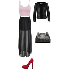 Untitled #22 by liliamperera on Polyvore featuring polyvore, fashion, style, AX Paris, ONLY, even&odd and See by Chloé