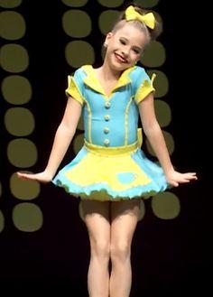 Dance Moms - Mackenzie Ziegler - Take It To Go