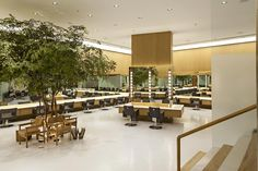 Bernardes Arquitetura: Salão de beleza C. Kamura, Rio de Janeiro - Arcoweb