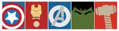 Avengers+Birthday+Party+Printables
