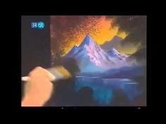 The Joy of Painting S26 04 Lake in the Valley DivX - YouTube