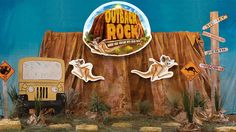 outback rock | Outback Rock Weekend VBS 2015 by Group