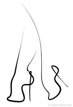 Francois Dubeau ilustracion erotica 20