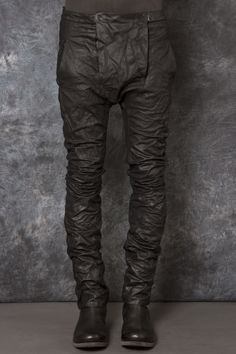 Men's Fashion - Pants - Boris Bidjan Saberi.