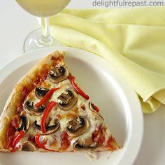 Delightful Repast: The Best Homemade Pizza For football Sundays!