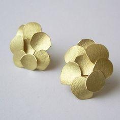 Kayo Saito: Petal Earrings
