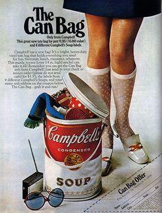 campbells - reklamy z lat 50 - 70