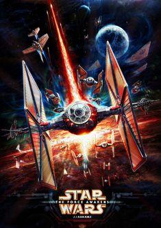 The dark side - StarWars by Aleksandr Kuskov