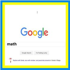 "First a request – STOP telling your students ""If you don't remember _______, go home and google it"" or ""If you need more practice with ____________, just google it, th…"