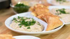Whether you love eggplant or hate it, Siri Pinter's roasted eggplant dip is a must-try.