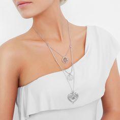 Trojitý náhrdelník