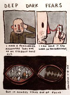 等温线的相册-细思极恐漫画deep dark fear