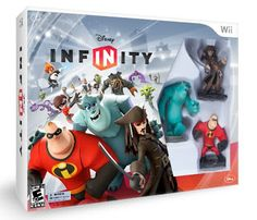 Disney Games; Infinity for Video Game Consoles