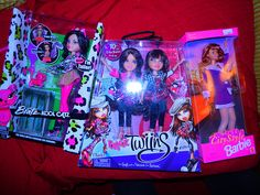 "Went to WalMart, Target, and a thrift store today :)  At the thrift store, I got this fab ""City Style"" Barbie on sale for $7! Idk why they called her that tbh. There's nothing urban about her x) But Oh well, love her Denise Richards face and fafessio  Acquire cash back on all of you Christmas shopping. This is not some  tiny rewards program.  Acquire {real