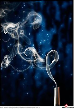 Smoke intrigues me... Is that weird?