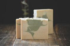 Autumn Woods Soap  Antique  Earthy Scented by ArtisanBathandBody