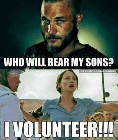 Travis Fimmel meme- This just makes me laugh, but I had to pin Sarcastic Quotes, Funny Quotes, Funny Memes, Hilarious, Movie Quotes, Vikings Travis Fimmel, Viking Quotes, Vikings Tv Show, Ragnar Lothbrok