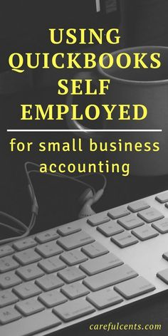 business finance [Guide] Using QuickBooks Self-Employed For Small Business Accounting and Bookkeeping Home Based Business, Business Tips, Online Business, Business Education, Business Essentials, Self Business, Business Software, Successful Business, Business Technology