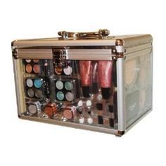 $22.99 it is good make up but its not completly filled there is a box in the middle holding it to the sides
