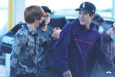 Baekhyun & Chanyeol EXO
