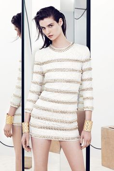 Balmain Resort 2014 - Collection - Gallery - Style.com