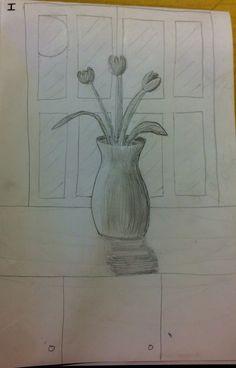 1. Glass, shadow