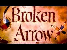 Broken Arrow (1950) James Stewart, Jeff Chandler, Debra Paget.  Western Tom Jeffords tries to make peace between settlers and Apaches.