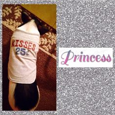 Princess T-Shirt by SnortLife on Etsy