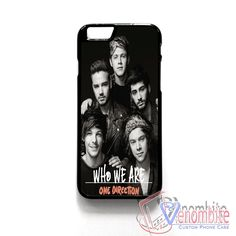 One Direction iPhone 4/4s/5/5s/5c Case, iPhone 6/6+ Case, iPad Case, Samsung Galaxy case,HTC One Case,Wallet Cases Art4 - Venombite Phone Cases