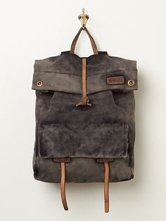 Free People Santa Cruz Backpack, $128.00