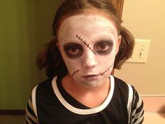 Kids Zombie Cheerleader Costume - Child Halloween Costumes at ...
