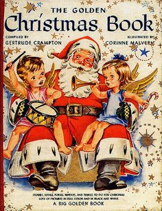 The Golden Christmas Book