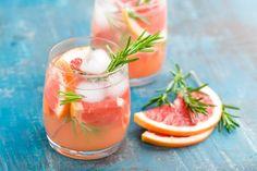 Grapefruit Gin Tonic