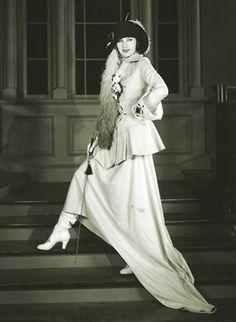 Greta Garbo in The Temptress (Fred Niblo, 1926)