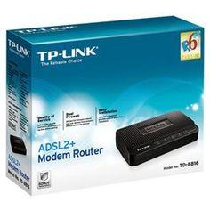 Modem Roteador ADSL TP-Link TD-8816