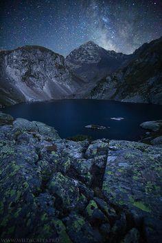 The Dark Lake by MaximeCourty.deviantart.com on @deviantART