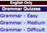 Activities for ESL students. This site includes quizzes, tests, exercises and puzzles to help you learn English as a Second Language (ESL). This Internet TESL Journal (iteslj.org) project has thousands of teacher contributions.