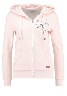 ONLY ONLFINLEY Sweatjacke peach whip Bekleidung bei Zalando.de | Material Oberstoff: 55% Baumwolle, 45% Polyester | Bekleidung jetzt versandkostenfrei bei Zalando.de bestellen!
