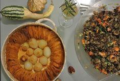 Okoskonyha: Csuda finom édesburgonya - WMN Hummus, Vodka, Vegetarian, Ethnic Recipes, Food, Drink, Beverage, Essen, Meals