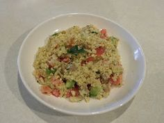 Get Your Body Back!: Vangie's Yummy Creative Quinoa Concoction