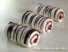 Merendine alla Nutella: con soli 3 semplici ingredienti, preparerete una merenda o un goloso spuntino dolce che farà felici tutti, sia grandi e piccini!