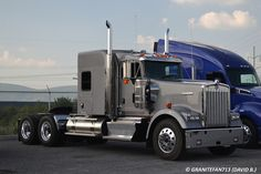 2015 Kenworth W900L Tractor | Flickr - Photo Sharing!