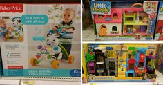 DEAL: Get 50% off select Fisher-Price toys with Target Cartwheel (Little People, Thomas & Friends, plus more!) #247moms