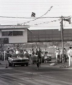 Vintage Drag Racing - Lions Drag Strip